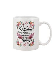 I'm Not A Widow I'm Wife To A Husband With Wings Mug front