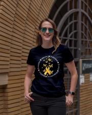 Sarcoma Awareness Ladies T-Shirt lifestyle-women-crewneck-front-2