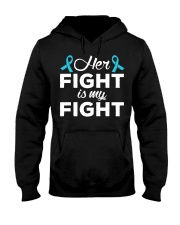 Her Fight Is My Fight Hooded Sweatshirt thumbnail