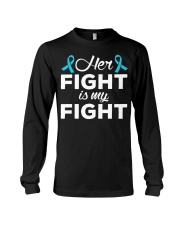 Her Fight Is My Fight Long Sleeve Tee thumbnail