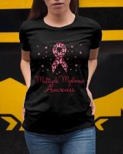 Multiple Myeloma Awareness Ladies T-Shirt apparel-ladies-t-shirt-lifestyle-04