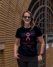 Multiple Myeloma Awareness Ladies T-Shirt lifestyle-women-crewneck-front-2