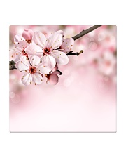 Cherry Bloom Home living Square Coaster front