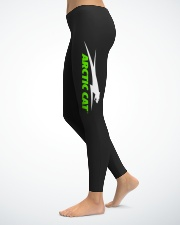Arctic Cat - Snowmobile Ladies Leggings lifestyle-leggings-left-1