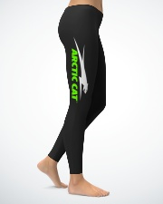 Arctic Cat - Snowmobile Ladies Leggings lifestyle-leggings-right-1