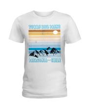 Torrs Del Paine Patagonia Chile Ladies T-Shirt thumbnail