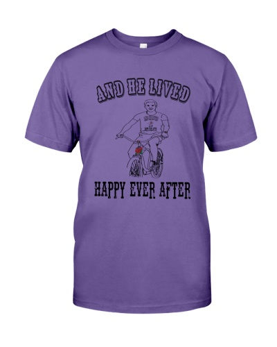 And He Lived Happy Ever After
