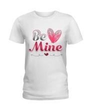 BE MY VALENTINE Ladies T-Shirt thumbnail