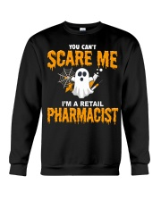 Retail Pharmacist Halloween  Crewneck Sweatshirt thumbnail
