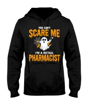 Retail Pharmacist Halloween  Hooded Sweatshirt thumbnail