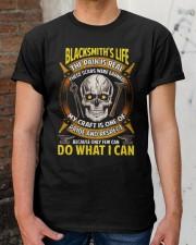 BLACKSMITH'S LIFE Classic T-Shirt apparel-classic-tshirt-lifestyle-30