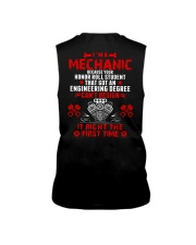I'm Mechanic Because Your Honor Roll Student  Sleeveless Tee thumbnail