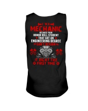 I'm Mechanic Because Your Honor Roll Student  Unisex Tank thumbnail