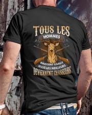 JE SUIS CHASSEUR Classic T-Shirt lifestyle-mens-crewneck-back-2
