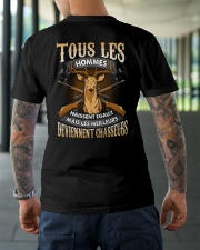 JE SUIS CHASSEUR Classic T-Shirt lifestyle-mens-crewneck-back-3