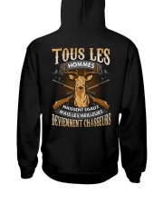JE SUIS CHASSEUR Hooded Sweatshirt thumbnail