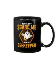 You Can't Scare Me I'm Beekeeper Mug thumbnail