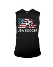 USA SOCCER TEAM Sleeveless Tee thumbnail