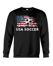 USA SOCCER TEAM Crewneck Sweatshirt tile