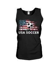 USA SOCCER TEAM Unisex Tank tile