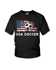 USA SOCCER TEAM Youth T-Shirt thumbnail