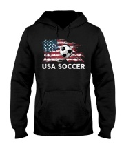 USA SOCCER TEAM Hooded Sweatshirt thumbnail