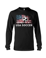 USA SOCCER TEAM Long Sleeve Tee thumbnail