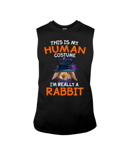This Is My Human Costume Im Really A Rabbit