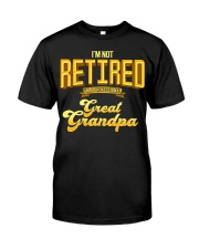 I'm a professional great GRANDPA Premium Fit Mens Tee thumbnail