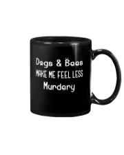 DOGS AND BEES Mug thumbnail