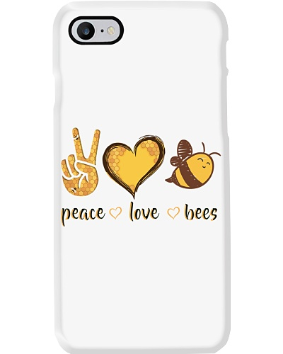 Peace Love Bees