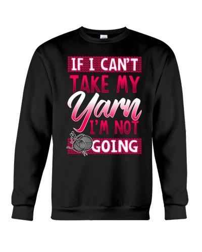 Knitting -My yarn