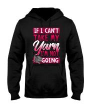 Knitting -My yarn Hooded Sweatshirt thumbnail
