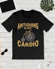ANTIQUING IS MY CARDIO Classic T-Shirt lifestyle-mens-crewneck-front-17