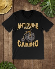 ANTIQUING IS MY CARDIO Classic T-Shirt lifestyle-mens-crewneck-front-18