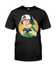 Game Lover  Classic T-Shirt thumbnail