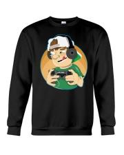 Game Lover  Crewneck Sweatshirt thumbnail