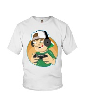 Game Lover  Youth T-Shirt front