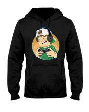 Game Lover  Hooded Sweatshirt thumbnail