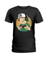 Game Lover  Ladies T-Shirt thumbnail