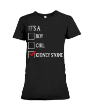 Kidney Stone Funny Premium Fit Ladies Tee thumbnail