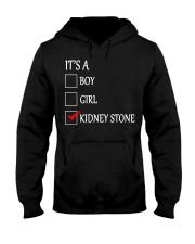 Kidney Stone Funny Hooded Sweatshirt thumbnail