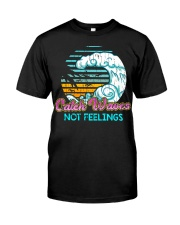 Catch Waves Classic T-Shirt front