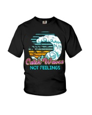 Catch Waves Youth T-Shirt thumbnail