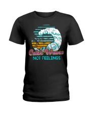 Catch Waves Ladies T-Shirt thumbnail