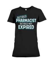 Retired Pharmacist Premium Fit Ladies Tee thumbnail