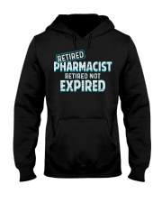 Retired Pharmacist Hooded Sweatshirt thumbnail