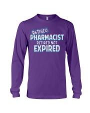 Retired Pharmacist Long Sleeve Tee thumbnail
