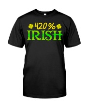 420 IRISH Classic T-Shirt front