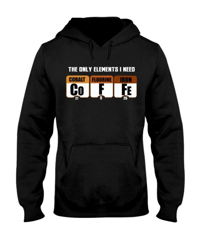 Chemistry Funny Coffee Lover